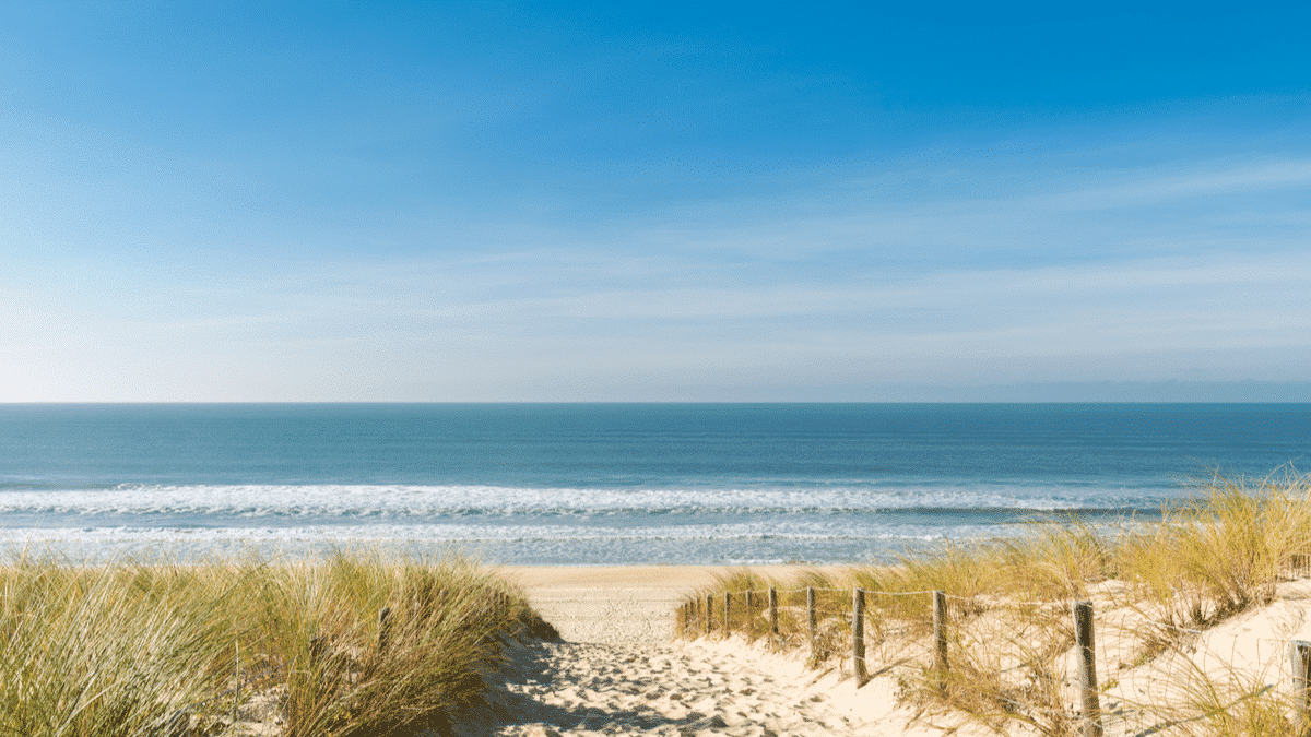 Beach places to discover Arcachon bay