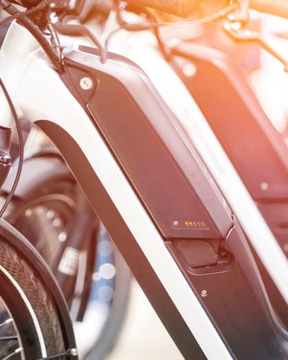 electric bikes rental